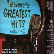 Television's Greatest Hits, Volume II: 65 More TV Themes From the 50's and 60's httpsuploadwikimediaorgwikipediaenthumb7