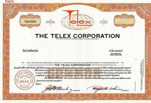 Telex Communications