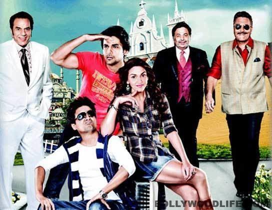 Movie review Tell Me O Kkhuda Bollywoodlifecom