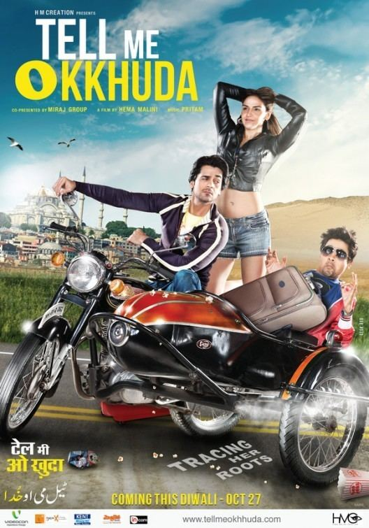 Tell Me O Kkhuda Movie Poster 2 of 2 IMP Awards