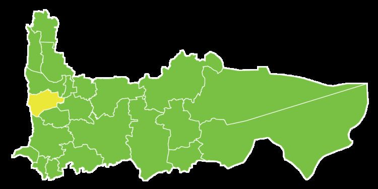 Tell Salhab Subdistrict