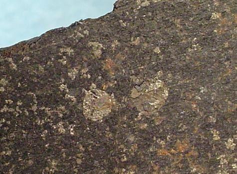 Telluric iron