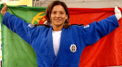 Telma Monteiro Telma Alexandre Pinto Monteiro Comit Olmpico Portugal