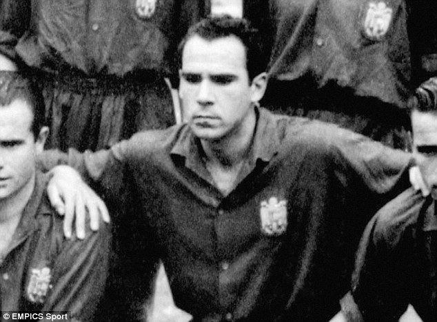 Telmo Zarra Telmo Zarra would have wanted Lionel Messi to break his La