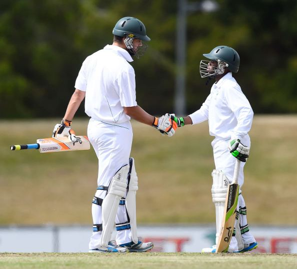 Temba Bavuma Temba Bavuma to become first black batsman in history to