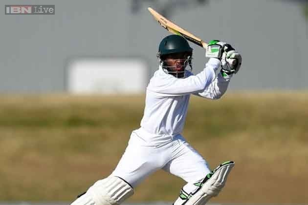 Temba Bavuma Temba Bavuma South Africa39 s black hope set to face West