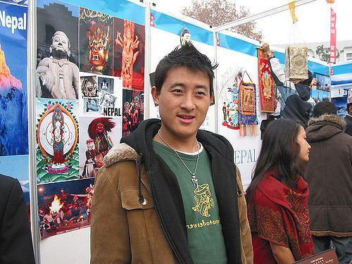 Temba Tsheri Temba Tsheri Sherpa the youngest boy who climbed Mt