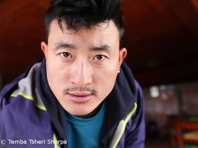 Temba Tsheri Temba Tsheri Sherpa I lost my business earthquake Adventure