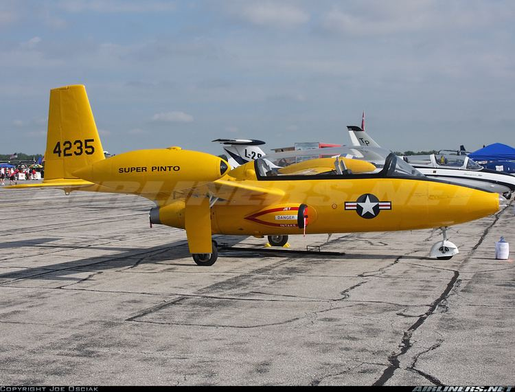 Temco TT Pinto Temco TT1 Super Pinto Untitled Aviation Photo 1341498