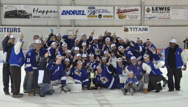 Temiscaming Titans Temiscaming Titans win Russell Cup BayTodayca