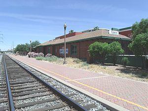 Tempe station (Arizona) httpsuploadwikimediaorgwikipediacommonsthu