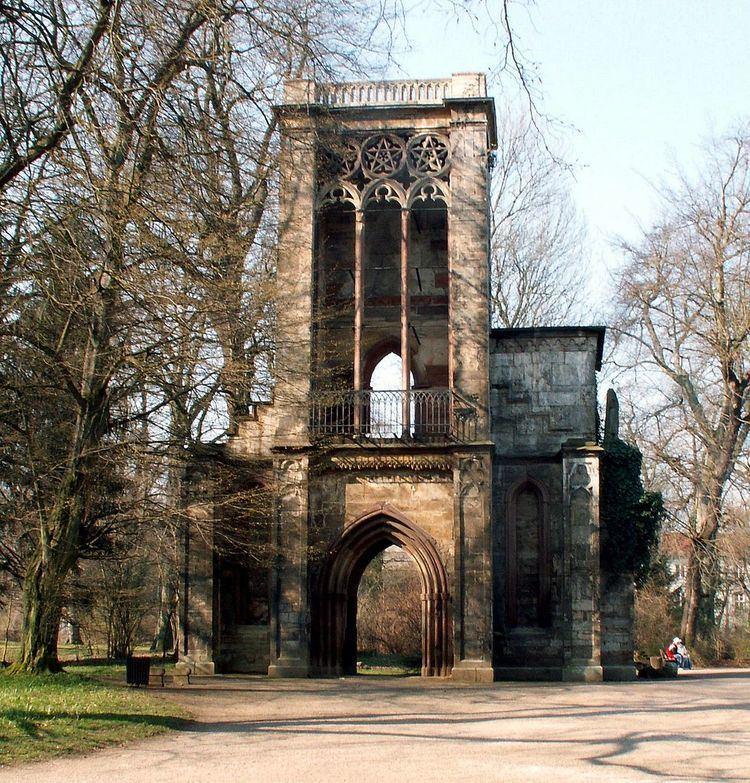 Tempelherrenhaus, Weimar