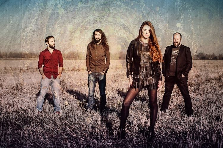 Temperance (Italian band) HEAVY PARADISE THE PARADISE OF MELODIC ROCK REVIEW TEMPERANCE