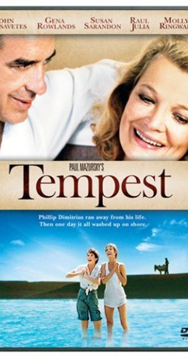 Tempest (1982 film) Tempest 1982 IMDb