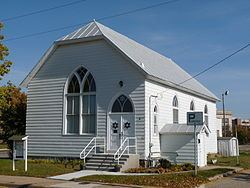 Temple Beth Israel (Stevens Point, Wisconsin) httpsuploadwikimediaorgwikipediacommonsthu