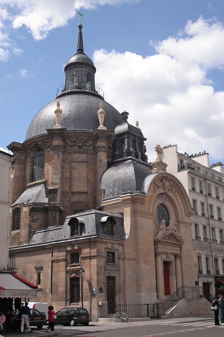 Temple du Marais