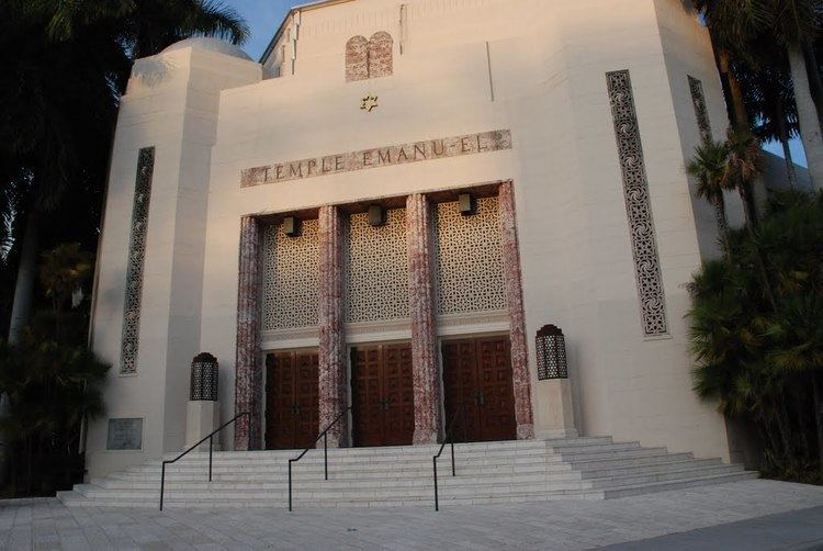 Temple Emanu-El (Miami Beach, Florida)