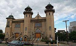 Temple Emanuel (Pearl Street, Denver) httpsuploadwikimediaorgwikipediacommonsthu