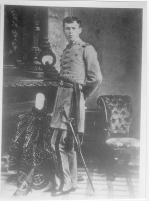 Temple Lea Houston Temple Lea Houston as a cadet at Texas A after 1877 but before 1880