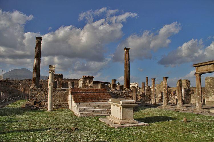 Temple of Apollo (Pompeii)