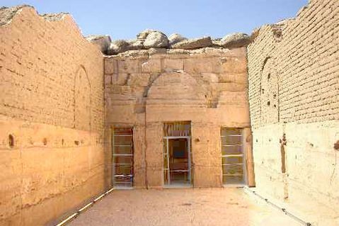 Temple of Beit el-Wali