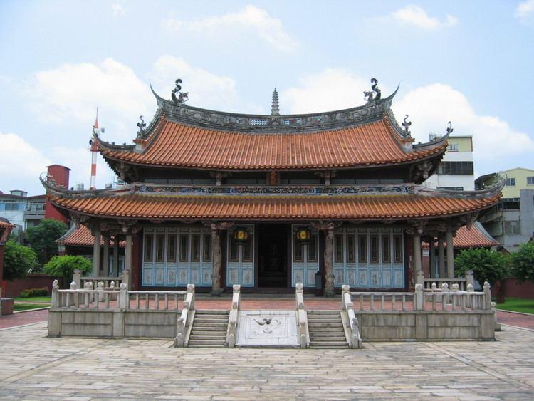 Temple of Confucius, Changhua