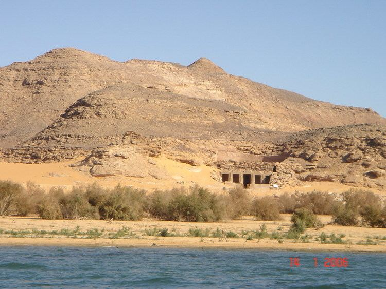 Temple of Derr Temple of Derr