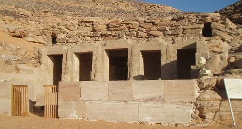 Temple of Derr Temple of Derr Temple of Ra Ancient Temple The Megalithic Portal