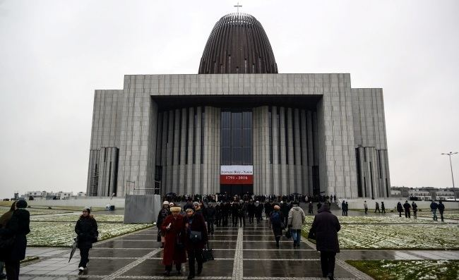 Temple of Divine Providence Warsaw39s Temple of Divine Providence opens Radio Poland News