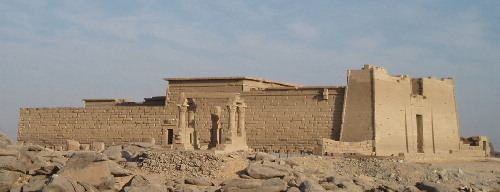 Temple of Kalabsha Temple of Kalabsha Temple of Mandulis Temple of Isis Ancient