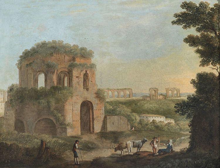 Temple of Minerva Medica (nymphaeum)