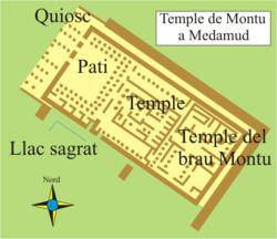 Temple of Montu (Medamud) Temple of Montu Medamud Wikipedia