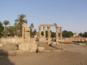 Temple of Montu (Medamud) httpsuploadwikimediaorgwikipediacommonsthu