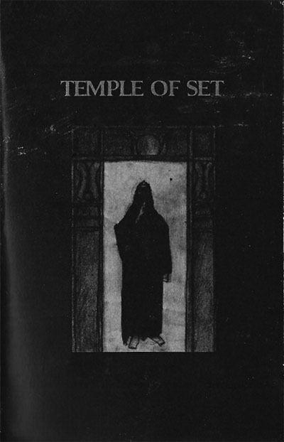 Temple of Set EXISTENCE ESTABLISHMENT Temple of Set Temple of Set C32