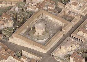 Temple of the gens Flavia httpsuploadwikimediaorgwikipediacommonsthu
