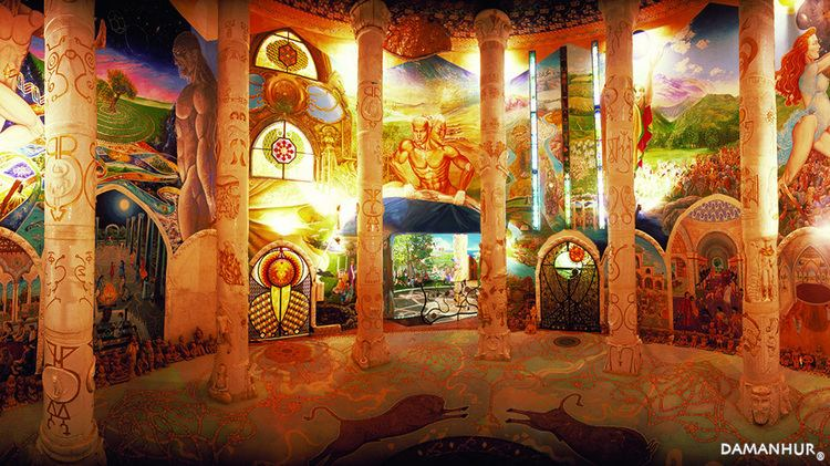 Temples of Humankind Temples of Humankind Damanhur