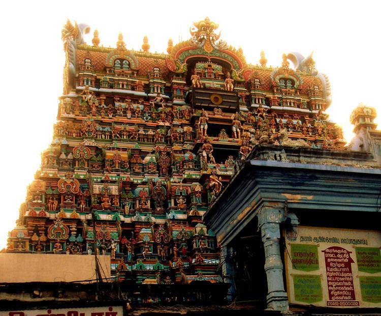 Temples of Tirunelveli
