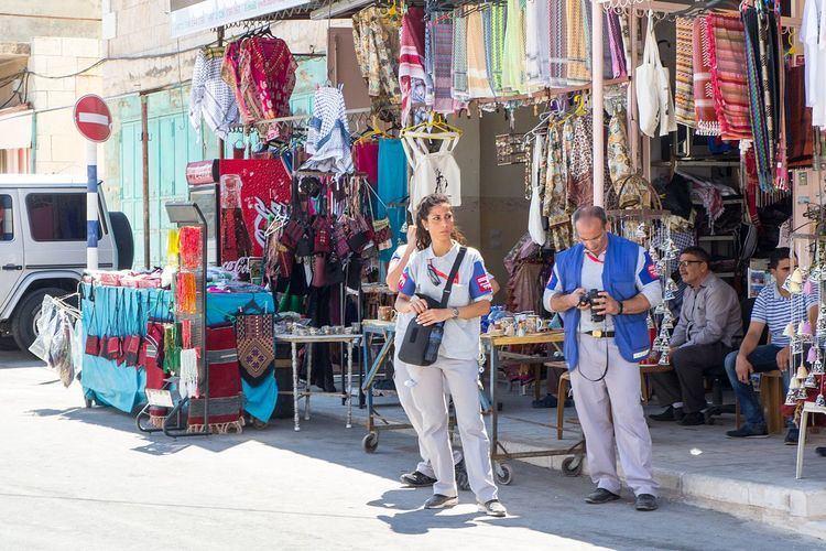 Temporary International Presence in Hebron