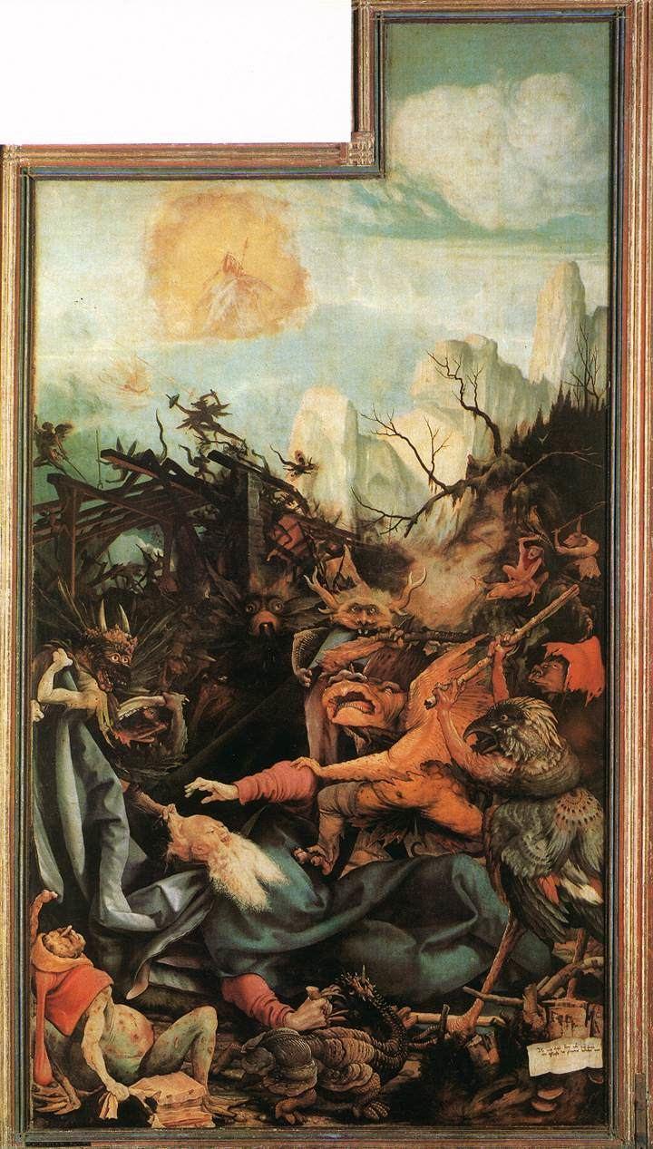 Temptation of Saint Anthony in visual arts Temptation of Saint Anthony in visual arts Wikipedia
