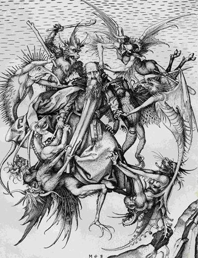 Temptation of Saint Anthony in visual arts wwwmagneticstatecomblogdeptwpcontentuploads