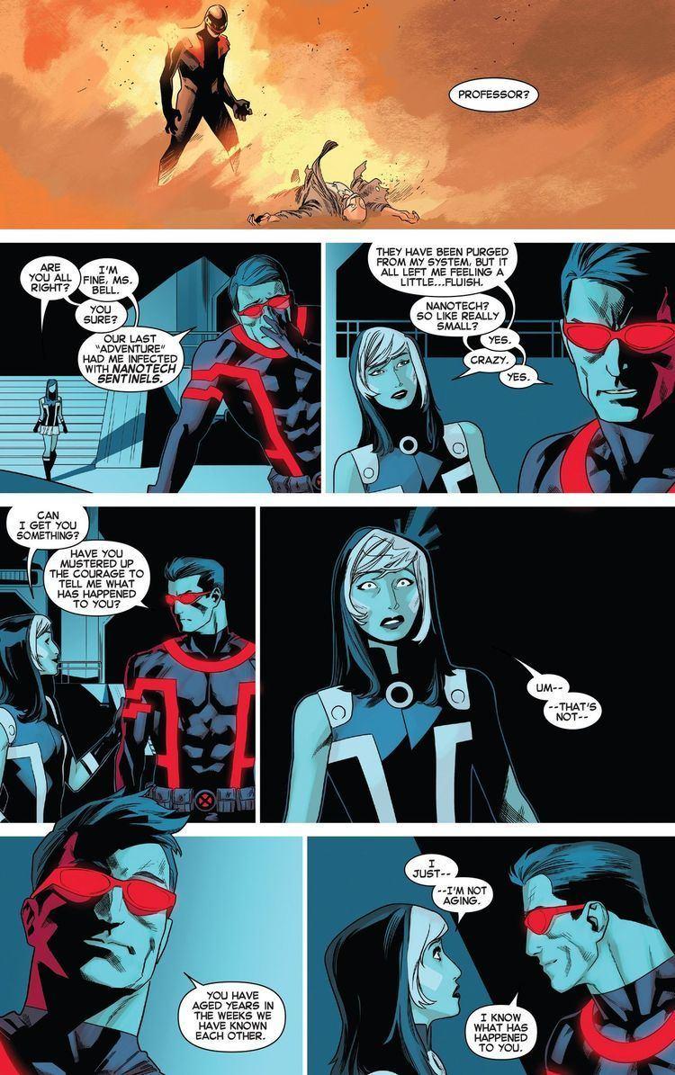Tempus (comics) Tempus Appreciation Page 5