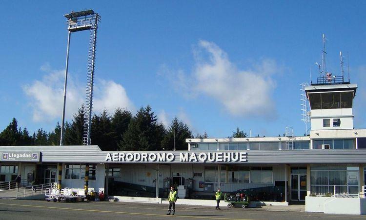 Temuco Maquehue Airport