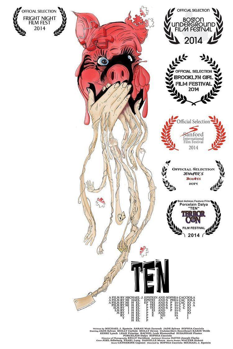 TEN (2014 film) wwwgstaticcomtvthumbmovieposters10664279p10