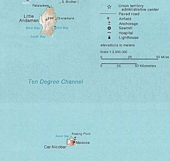 Ten Degree Channel FileTen Degree Channel Andaman and Nicobar Islands Indiapng