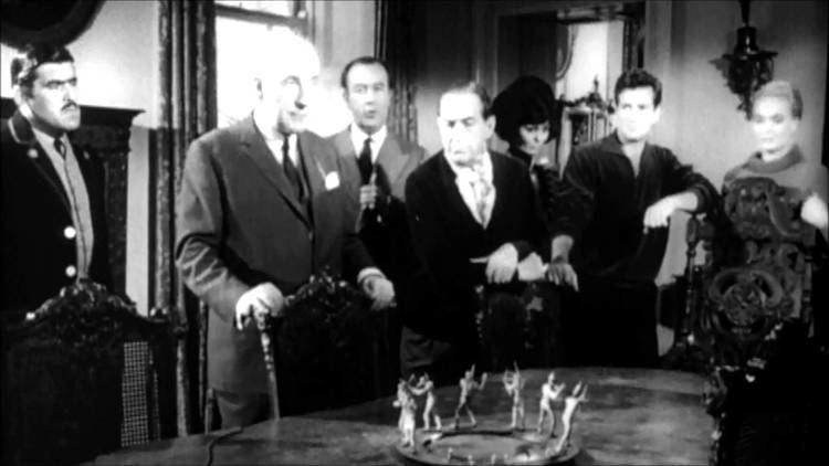 Ten Little Indians (1965 film) Ten Little Indians 1965 Trailer YouTube
