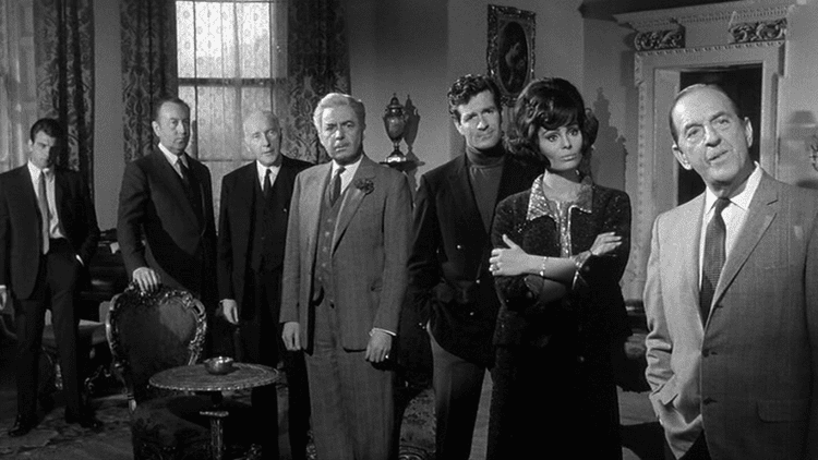 Ten Little Indians (1965 film) Agatha Christies And Then There Were None Brothers Ink Productions