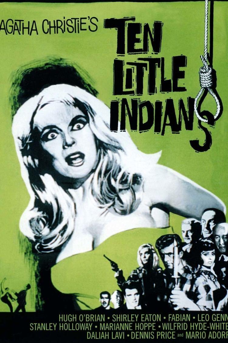 Ten Little Indians (1965 film) wwwgstaticcomtvthumbdvdboxart3012p3012dv8