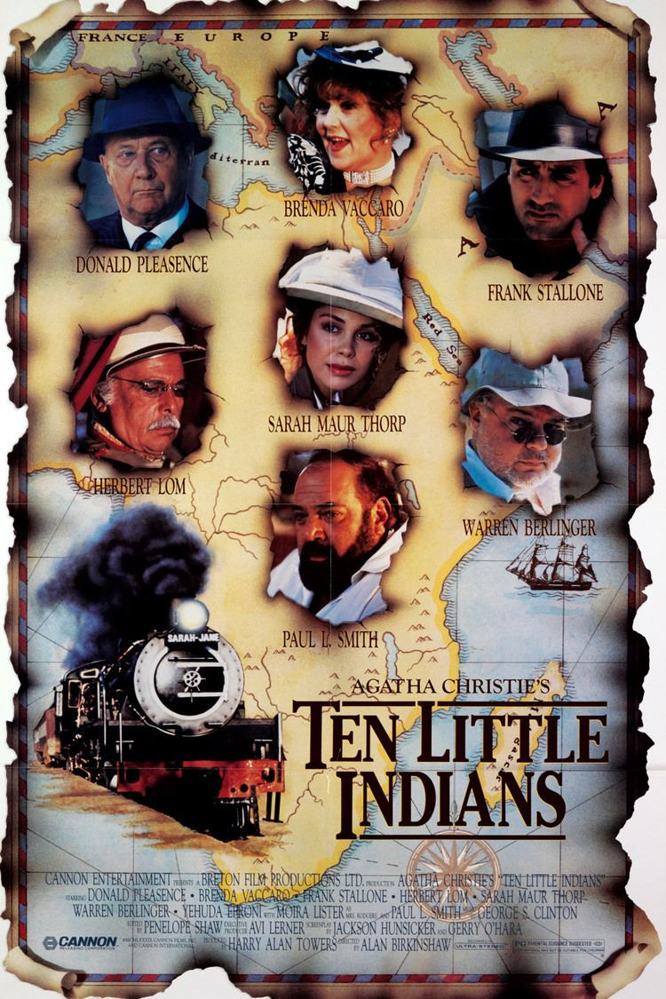 Ten Little Indians (1989 film) wwwgstaticcomtvthumbmovieposters11673p11673