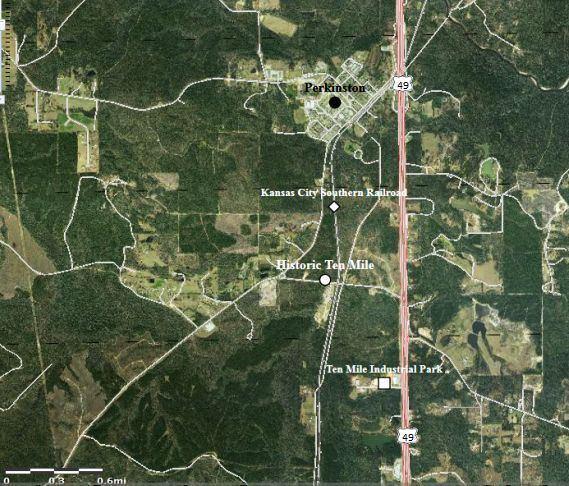 Ten Mile, Mississippi