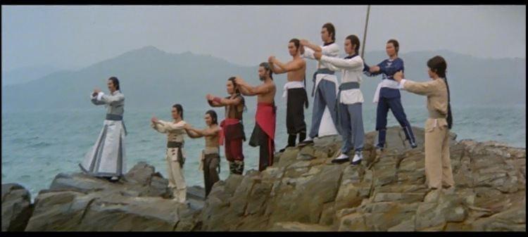 Ten Tigers from Kwangtung Hong Kong Movie Tours Ten Tigers of Kwang Tung Lung Ha Wan